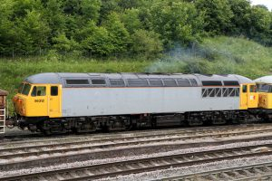 DCR's 56312 was previously numbered 56003
