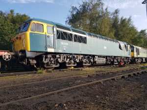 56006 pictured at Bury Baron Street on Friday 18th September 2020.